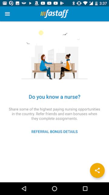 Fastaff: Travel Nursing screenshot 4
