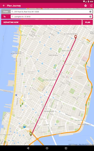 NYC Bus Checker screenshot 8