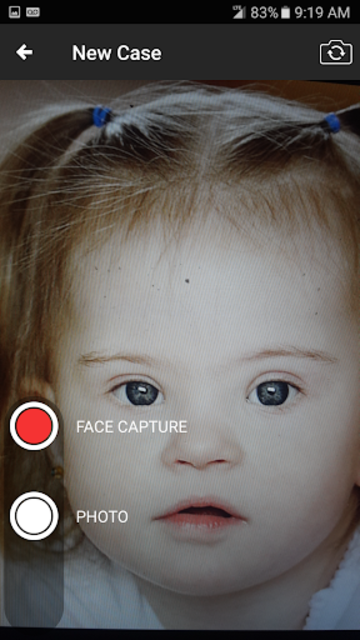 Face2Gene screenshot 1
