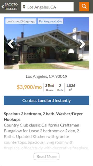 Featured Rentals: Apartments & Homes screenshot 5