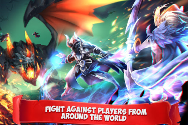 Epic Summoners: Hero Legends - Fun Free Idle Game