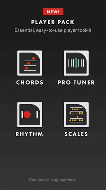 Free Guitar Tuner - Fender Tune screenshot 3