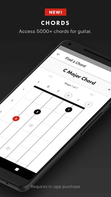 Free Guitar Tuner - Fender Tune screenshot 4