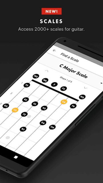 Free Guitar Tuner - Fender Tune screenshot 5