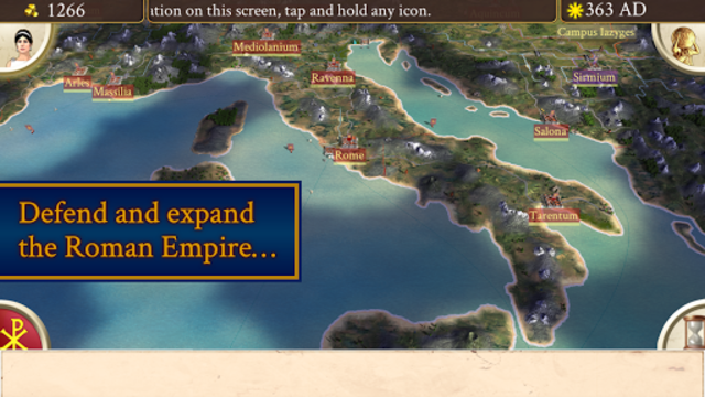 ROME: Total War - Barbarian Invasion screenshot 3