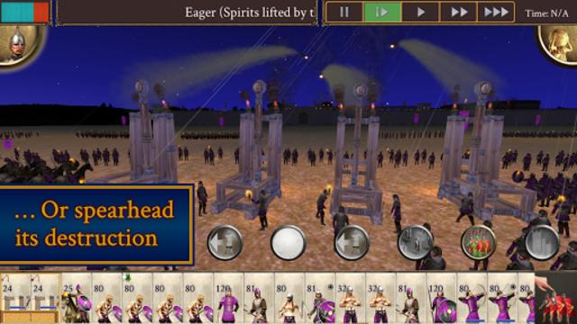 ROME: Total War - Barbarian Invasion screenshot 4