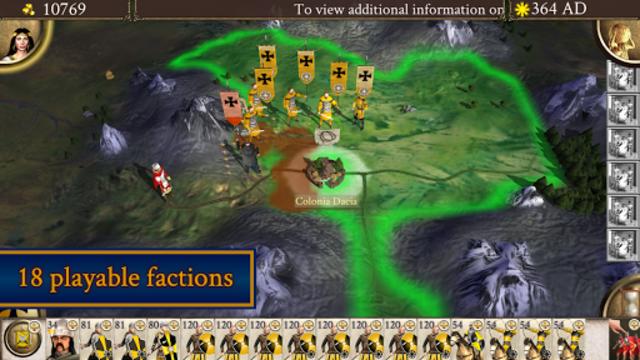 ROME: Total War - Barbarian Invasion screenshot 5