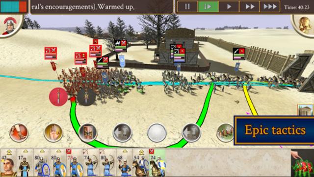 ROME: Total War - Barbarian Invasion screenshot 7