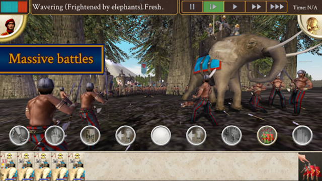 ROME: Total War - Barbarian Invasion screenshot 8