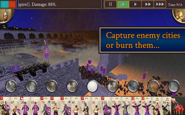 ROME: Total War - Barbarian Invasion screenshot 9