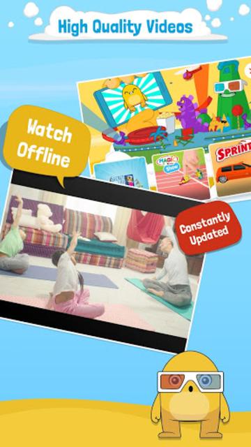 Magic Kinder Official App - Free Family Games screenshot 5