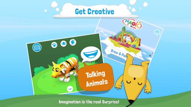 Magic Kinder Official App - Free Family Games screenshot 7