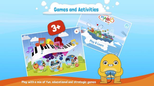 Magic Kinder Official App - Free Family Games screenshot 8