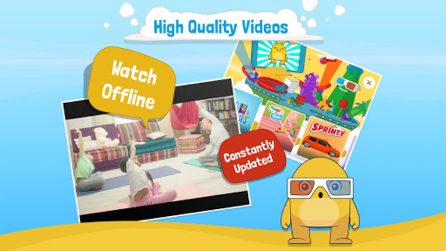 Magic Kinder Official App - Free Family Games screenshot 10