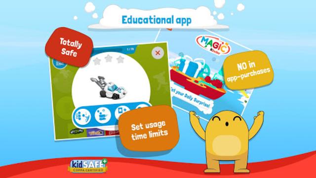 Magic Kinder Official App - Free Family Games screenshot 11