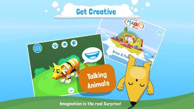 Magic Kinder Official App - Free Family Games screenshot 12