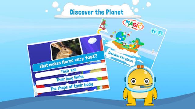 Magic Kinder Official App - Free Family Games screenshot 14
