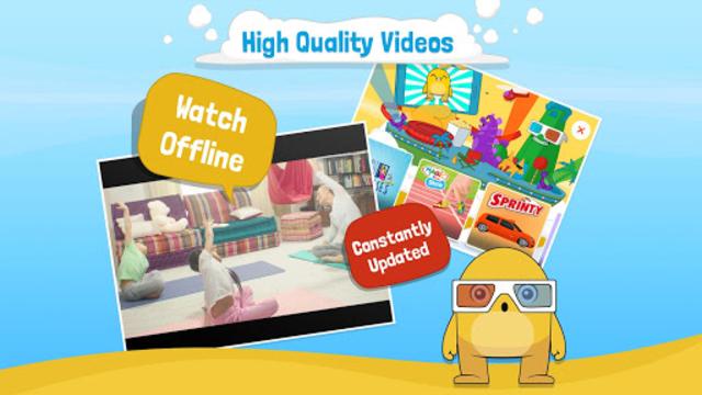 Magic Kinder Official App - Free Family Games screenshot 15