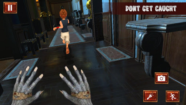 Horror House Escape 2020 : Granny Ghost Games screenshot 1