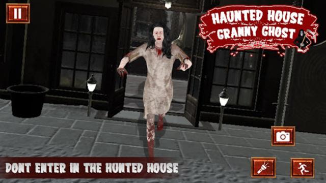 Horror House Escape 2020 : Granny Ghost Games screenshot 4