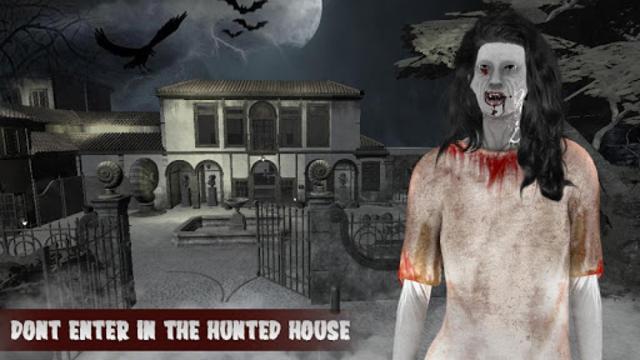 Horror House Escape 2020 : Granny Ghost Games screenshot 6