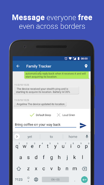Family Tracker screenshot 5
