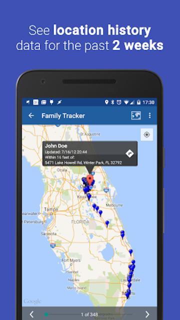 Family Tracker screenshot 6