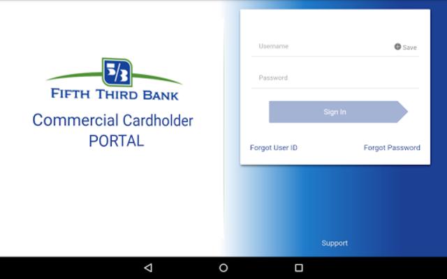 Fifth Third Commercial Card screenshot 5