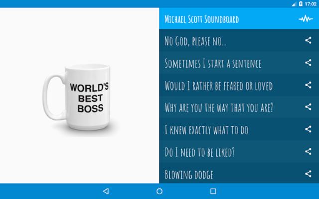 Michael Scott Soundboard screenshot 8