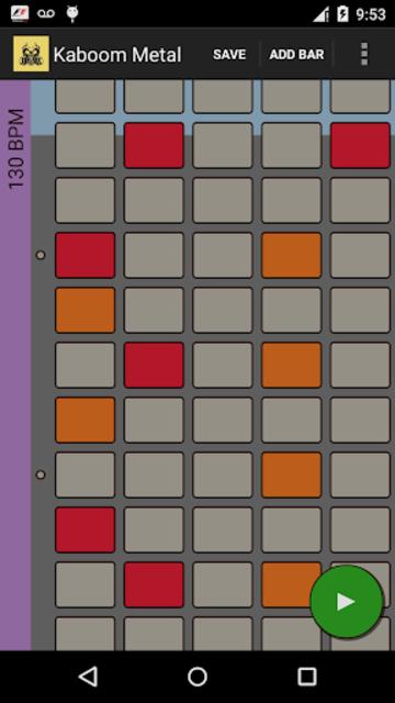 Kaboom Metal Drums screenshot 2