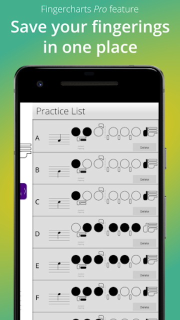 Complete Fingerings for the Flute screenshot 7