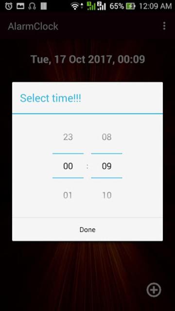 Alarm Clock Pro screenshot 2