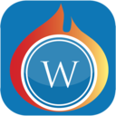 Icon for Whalen Fireplace Bluetooth App