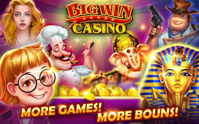 Slots Free - Big Win Casino™ screenshot 1