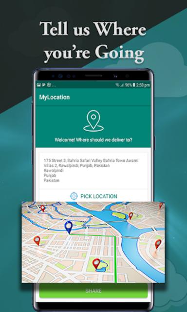 GPS Maps Navigation & Direction Route Finder Free screenshot 3