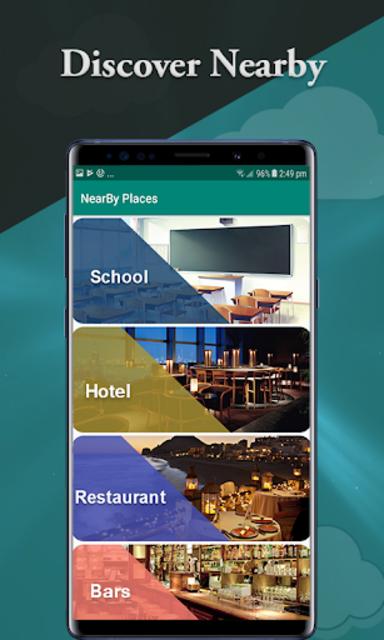 GPS Maps Navigation & Direction Route Finder Free screenshot 4