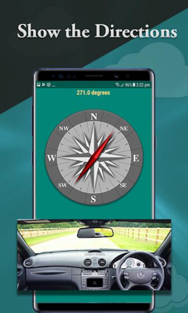 GPS Maps Navigation & Direction Route Finder Free screenshot 5