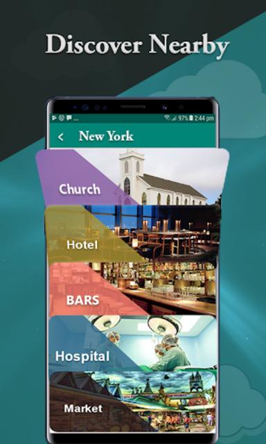 GPS Maps Navigation & Direction Route Finder Free screenshot 6