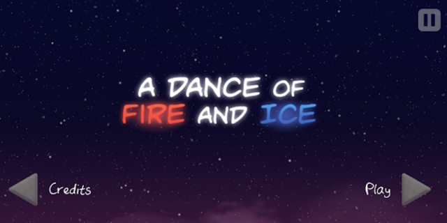 A Dance of Fire and Ice screenshot 1