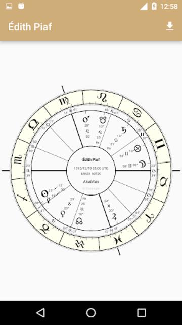 Astrology Charts screenshot 3