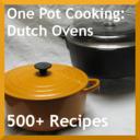 Icon for 500 Dutch Oven Recipes