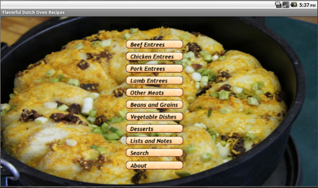 500 Dutch Oven Recipes screenshot 5