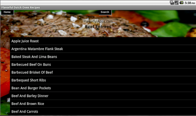 500 Dutch Oven Recipes screenshot 8