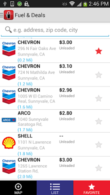 Fuelman Mobile screenshot 2