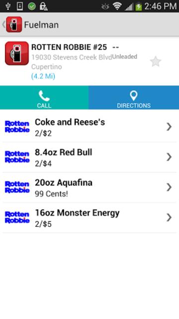 Fuelman Mobile screenshot 3