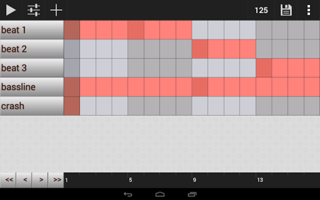 Groove Mixer. Music Beat Maker screenshot 6