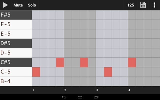Groove Mixer. Music Beat Maker screenshot 7