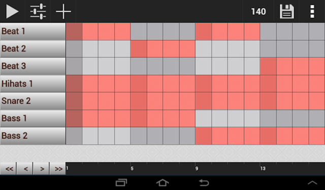Groove Mixer. Music Beat Maker screenshot 8