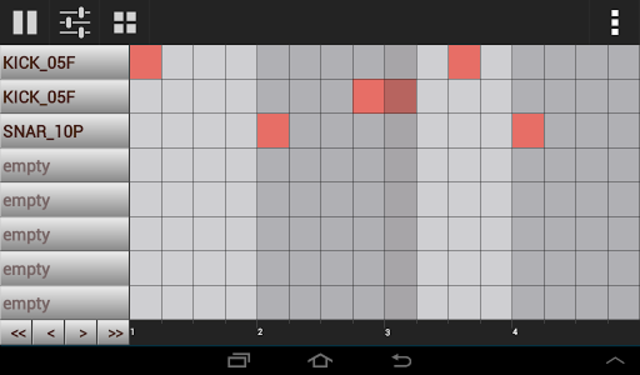 Groove Mixer. Music Beat Maker screenshot 9