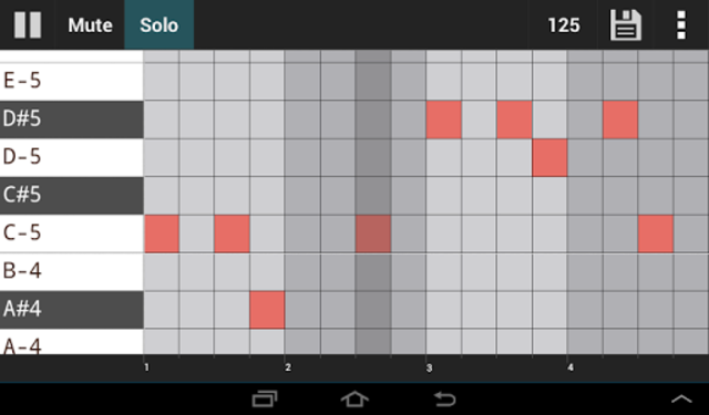 Groove Mixer. Music Beat Maker screenshot 10